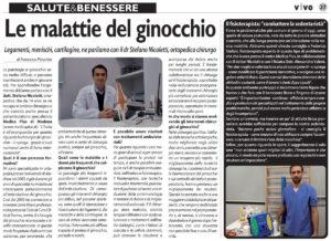 intervista dr Nicoletti vivo modena
