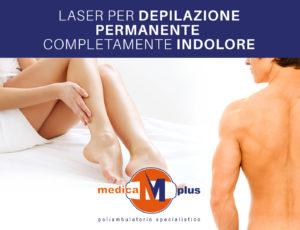 Laser per depilazione permanente