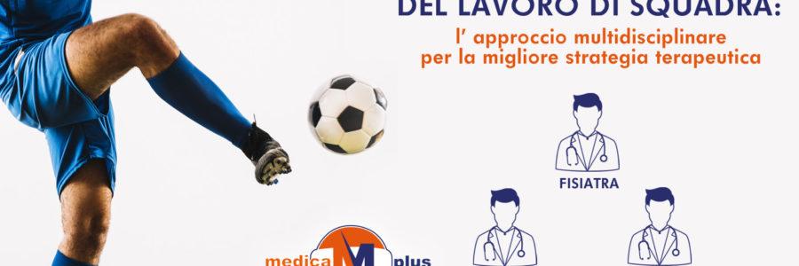 Il trattamento dello sportivo a 360°: uno staff di specialisti al vostro servizio!