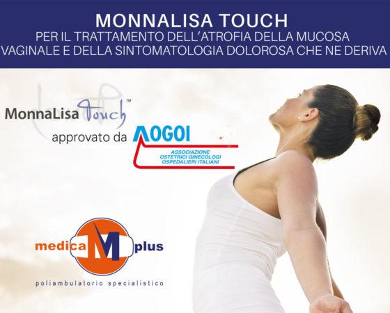 MonnaLisa Touch la prima tecnica di trattamento LASER per l'atrofia della mucosa vaginale