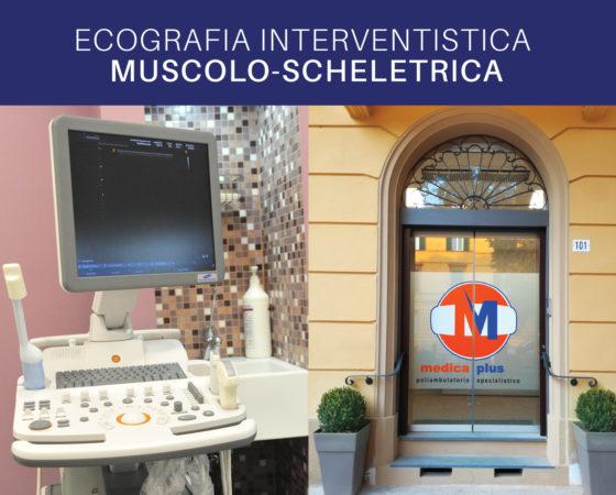 Ecografia interventistica muscolo-scheletrica