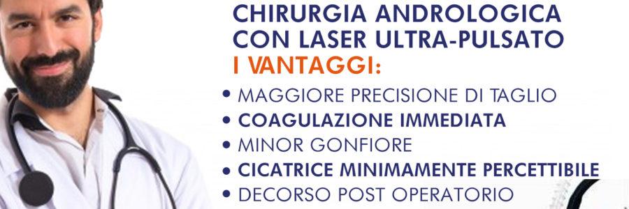 Circoncisione microchirurgica:  laser ad anidride carbonica (CO2)