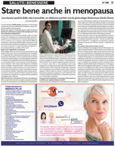 intervista dr.ssa Dante Giulia