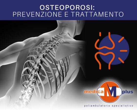 Osteoporosi: prevenzione e trattamento