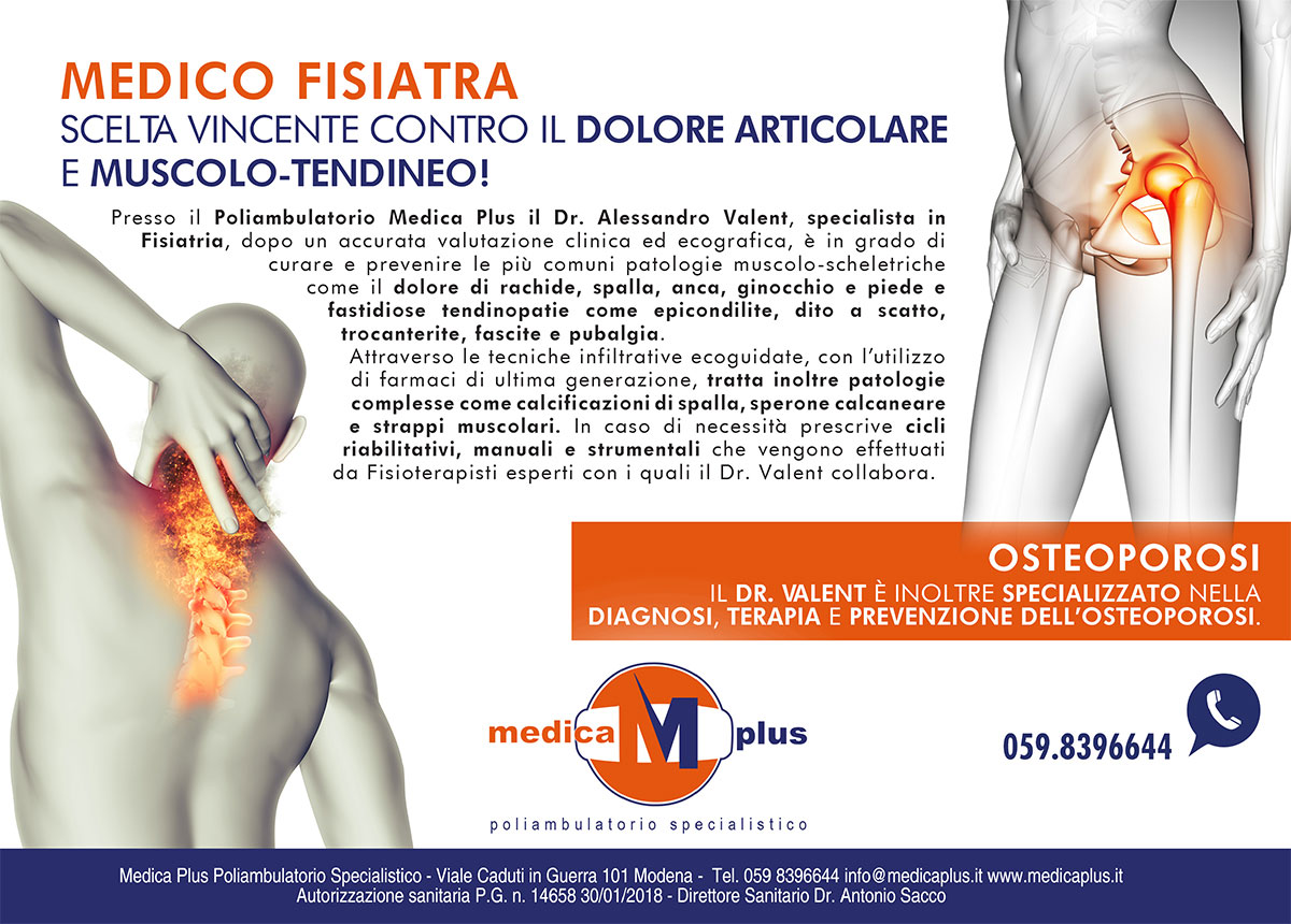 dolore articolare e muscolo-tendineo