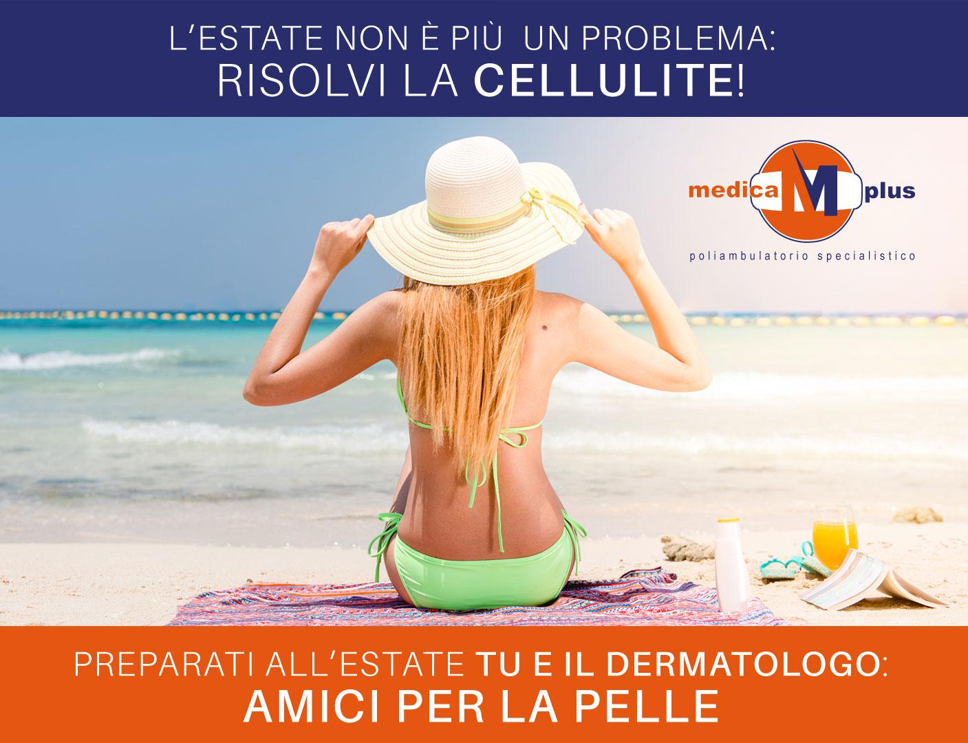 cellulite prevenzione nei medica plus modena