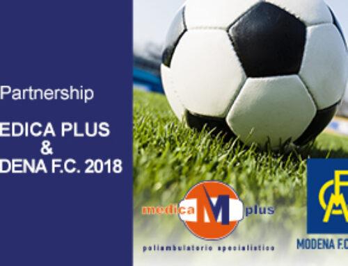 Partnership con Modena F.C. 2018