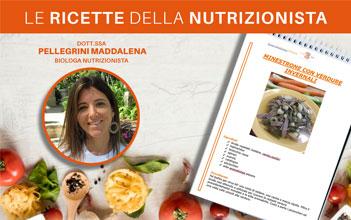dott.ssa Pellegrini Maddalena biologa nutrizionista ricette