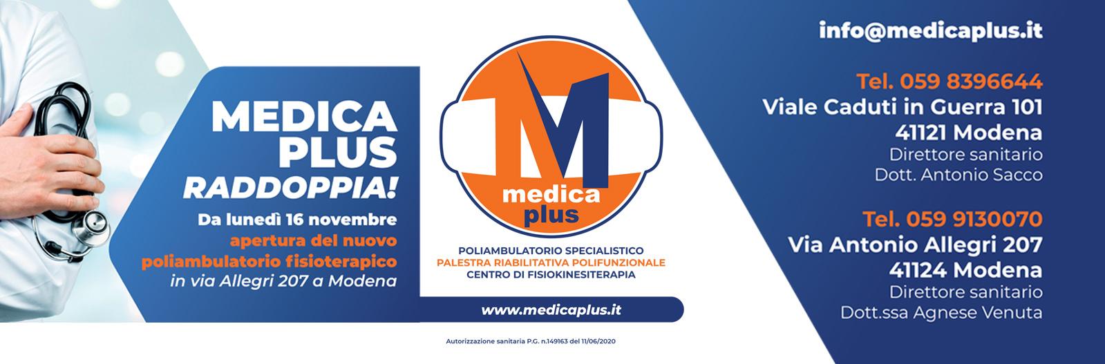 Medica Plus - Poliambulatorio Specialistico Modena